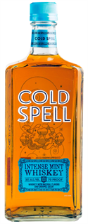 Cold Spell Whiskey Intense Mint 1.00l
